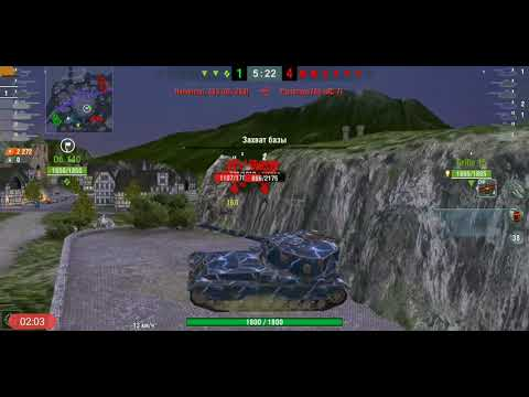 WoT уBLiTZа! Вкачал Бабаху 183. Play on relaxation, if YesHardSkill.