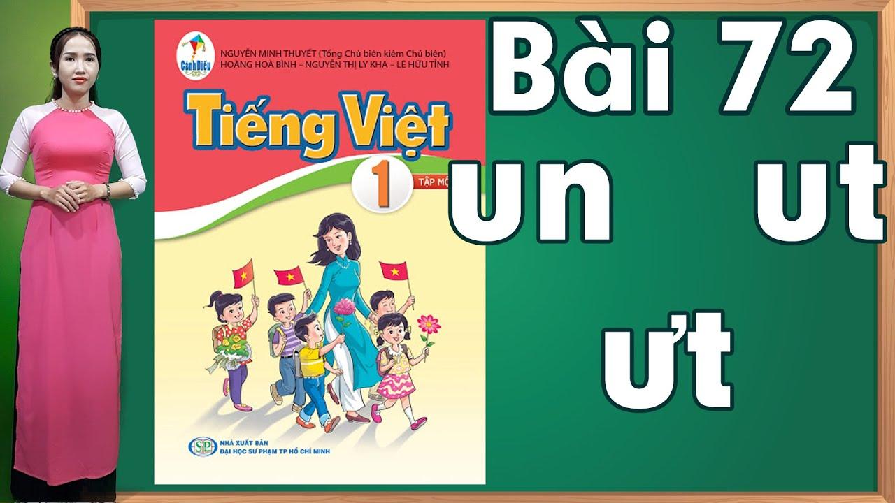 Tiếng việt lớp 1 sách cánh diều - Bài 72|Bảng chữ cái tiếng việt |learn vietnamese
