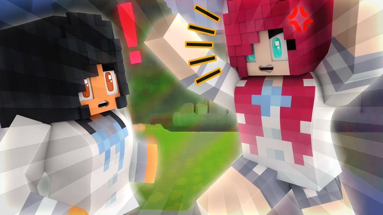 Cat Fight Mystreet Phoenix Drop High Ep3 Minecraft Roleplay Three Way Switch Youtube