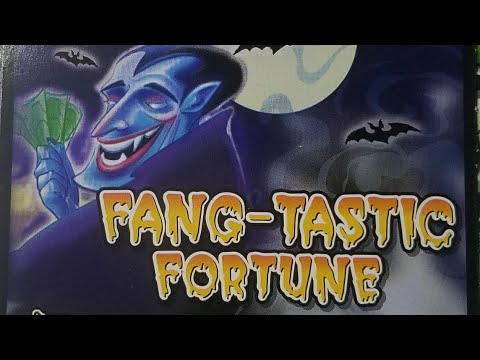 2 new $5 games. FANGTASTIC FORTUNE & WINNING VAULT. PA LOTTERY SCRATCH TICKETS