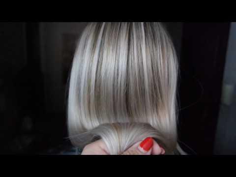 Bien connu Blond Polaire et Olaplex - YouTube EJ28