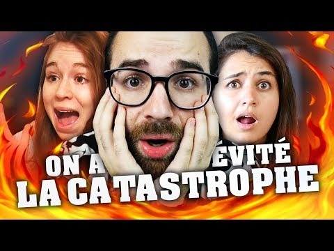 ON A EVITÉ LA CATASTROPHE !! VLOG DISNEYLAND PARIS