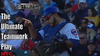 MLB Strike 'Em Out Throw 'Em Out Double Plays Supercut