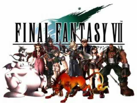 Final 5 Fantasy 7 Mako Reactor Theme Remix Jay-Z