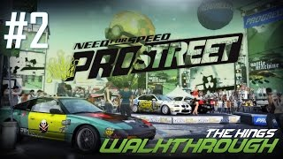 Need for Speed: ProStreet (PC) | Walkthrough Part #2 - The Kings [HD 60FPS]