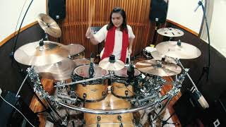 Download Lagu Cokelat - Hari Merdeka (Drum Cover) Bunga Bangsa mp3