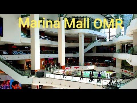 Marina Mall Chennai | Largest Mall in OMR