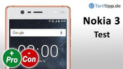 Nokia 3 | Test deutsch