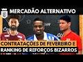 Mercadão Alternativo 2020 pt. 4: Balanço final das contratações na temporada | UD LISTAS