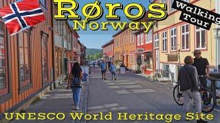 RØROS |NORWAY | UNESCO WORLD HERITAGE SITE | WALKING TOUR