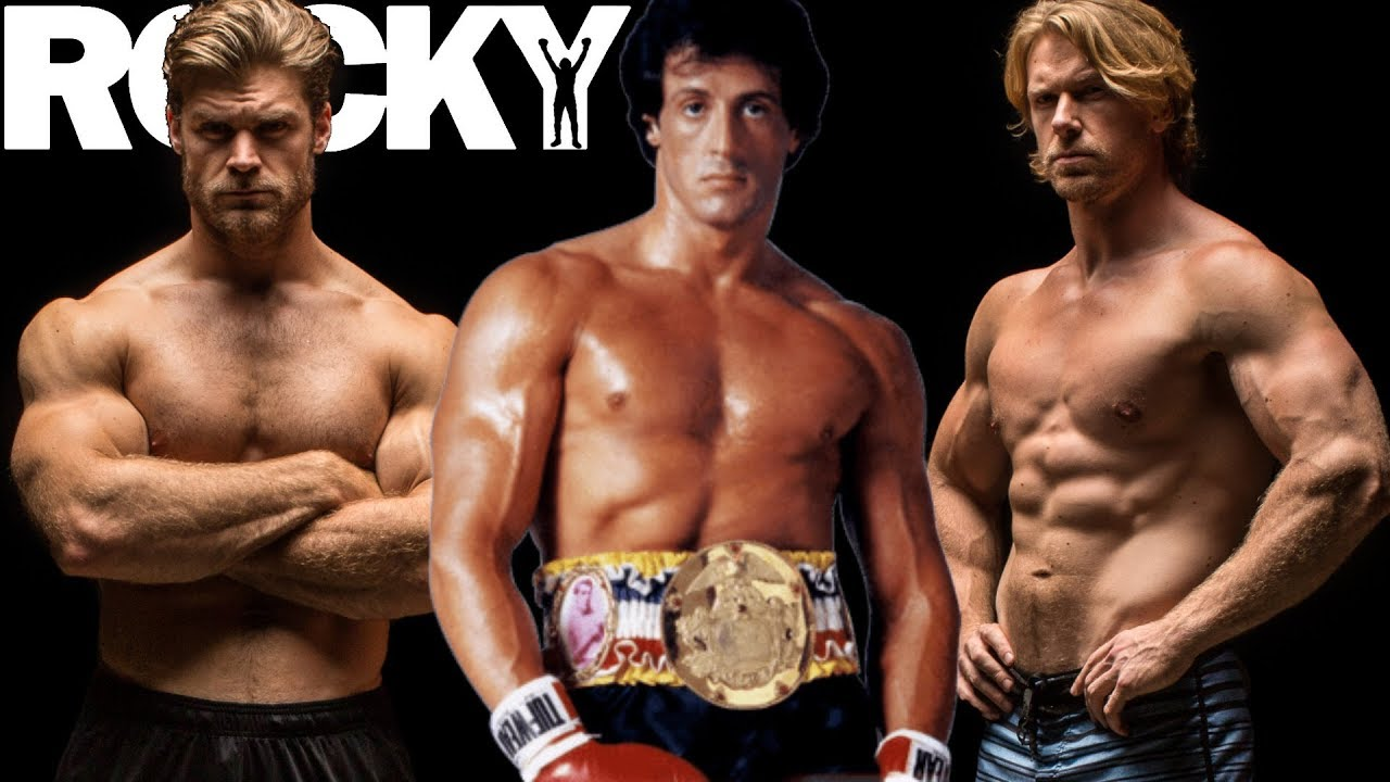 Sylvester Stallone Rocky Workout - YouTube