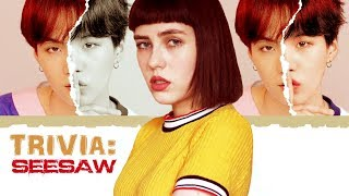 BTS  - Seesaw (Trivia 轉) Suga Solo [Russian Cover || На русском]