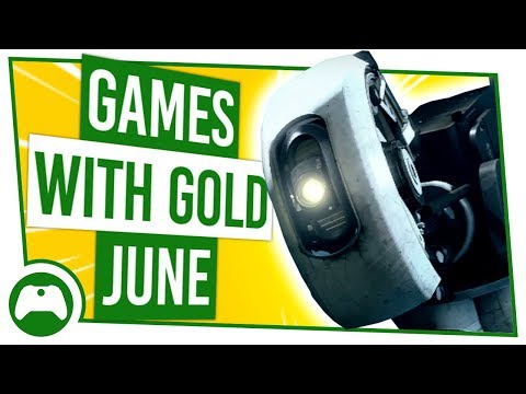 4 FREE Xbox Games With Gold | June 2019