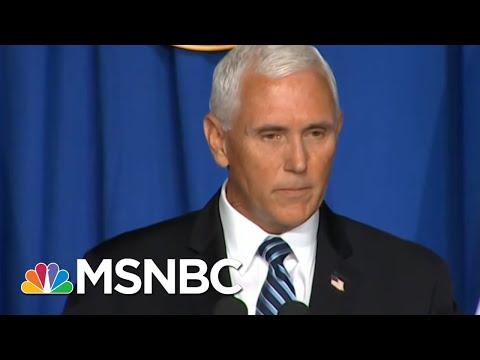 Pence Falsely Claims Arizona Hospitalizations On Decline | Morning Joe | MSNBC