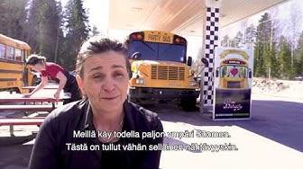 SYÖ! Lahti: Bus Burgeria tullaan katsomaan ympäri Suomen