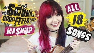 5SOS Sounds Good Feels Good Album MASHUP - ALL 18 Songs! - Alycia Marie