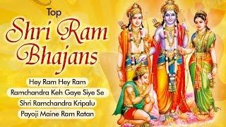 Video Top 20 Shri Ram Bhajans -  New Ram Bhajan Hindi 2017 - Ram Navami Special download MP3, 3GP, MP4, WEBM, AVI, FLV Oktober 2018