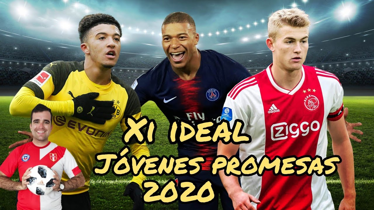 XI ideal Jóvenes promesas del fútbol mundial