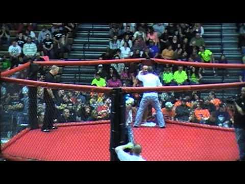 Shawn Miracle vs jim everett round one