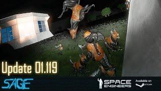 Space Engineers, Cyberhound Nerf & More