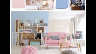 Pastel Colors Interior Trend - Interior Design Ideas
