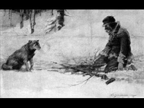 Jack London - To build a fire (audiobook)