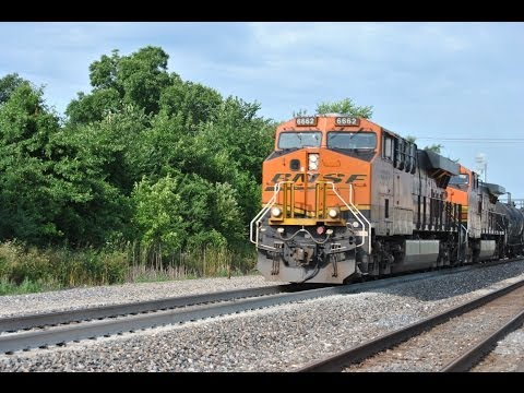 8/3/13 HD: BNSF & UP Action on the Marceline Subdivision