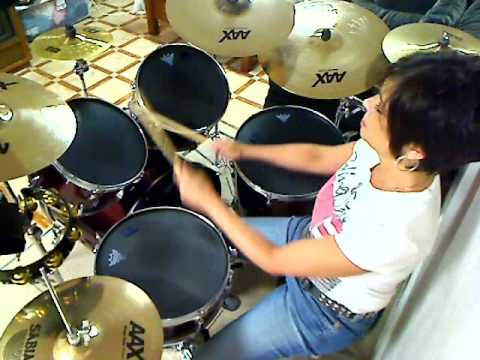 Rockaria---Electric Light Orchestra Drum Cover