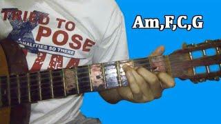 Gambar cover Tutorial Kunci Gitar Mudah - Virgoun - Bukti