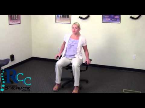 portable wobble chair exercises black resin patio chairs exercise youtube