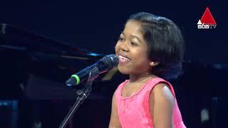 Sanara Manohari   Ra Yame Me Sadaye ර යම ම සදය   Blind Auditions   The Voice Teens Sri Lanka