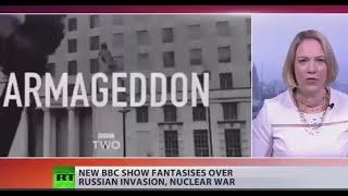 What if Putin invaded Latvia & nuked UK? New BBC show fantasies will tell