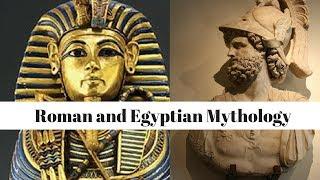 roman vs greek mythology