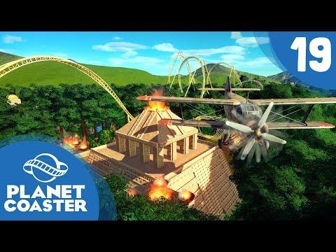 Planet Coaster - Cap. 19 - La jungla
