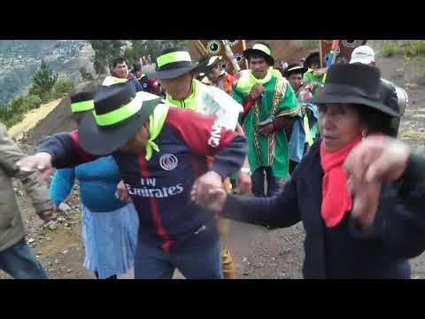 LA CHAMIZADA DE PONGOCOCHA VILCASHUAMAN 2017