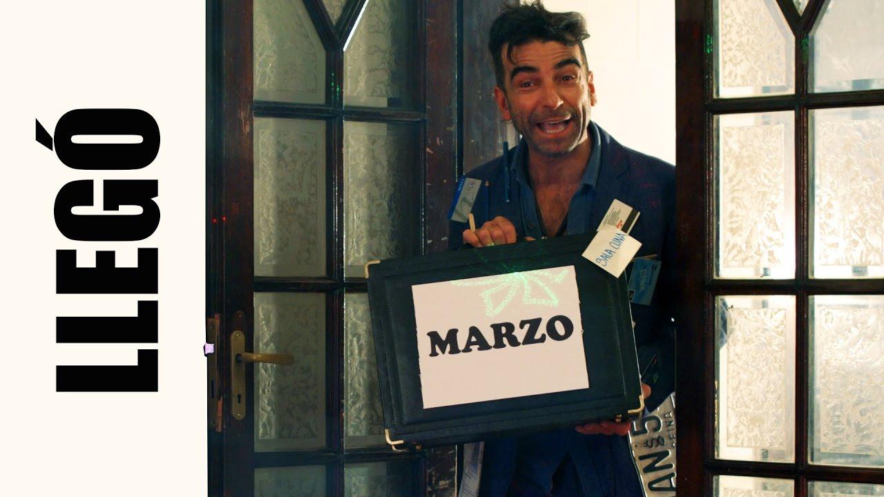 """""""Llegó Marzo"""". El divertido nuevo viral de Jorge Alís, el Argentino QL - Imagen"""