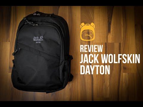 Jack Wolfskin DAYTON, Rucksack blaugrau, 28 Liter