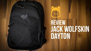 Jack Wolfskin Dayton Rucksack - Review auf Deutsch