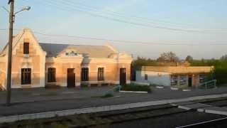 Пригородный поезд Пологи Запорожье
