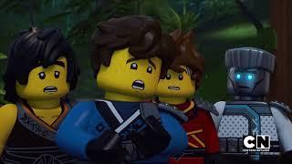 Смешные моменты в Ninjago 8 сезон (2 часть)