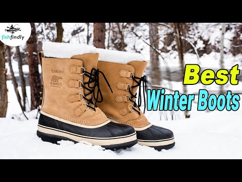 Best Winter Boots In 2020 – High Quality Products With Review!