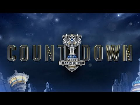 WORLDS COUNTDOWN - Group Stage Day 6 (2018)