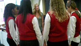 When You Wish Upon a Star sung by the Bel Canto Singers of South Bay Children