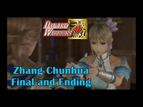 Dynasty Warriors 9 Jin Story Zhang Chunhua Walkthrough Final and Ending