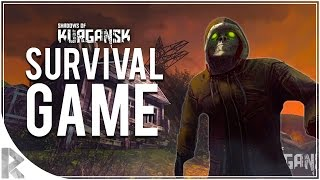 "NEW ""HORROR"" SURVIVAL GAME- Shadows Of Kurgansk Part 1 (Let's Play Shadows of Kurgansk) screenshot 4"