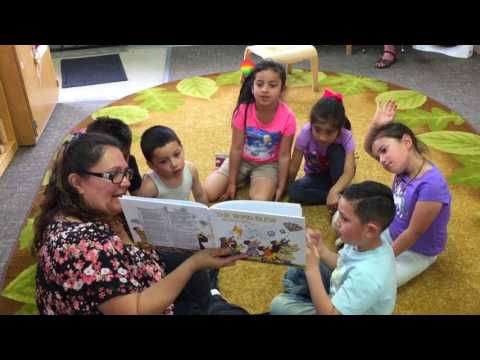 Head Start Teacher's Training Video