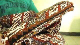 [TUTORIAL] Cara Wiru Kain Jarik - How to Fold Javanese Sarong [HD]