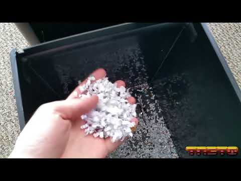 AmazonBasics 12-Sheet Micro-Cut Shredder Unboxing and Test