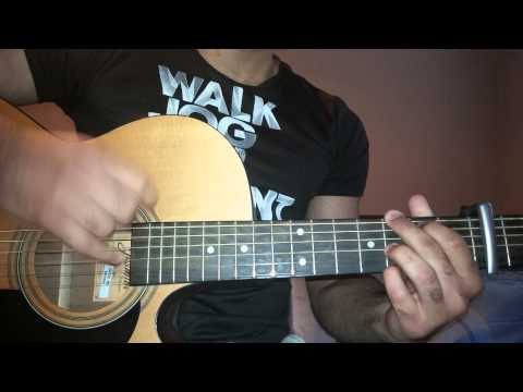Andrew Belle - Oh My Stars (Acoustic Cover by Naser)