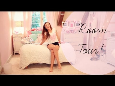 Room and Loft Tour! 2013